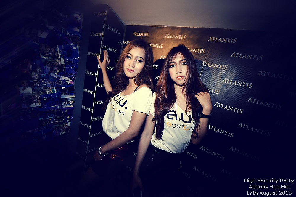 High Security Party Atlantis Club HuaHin By BKKEvent